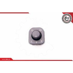 Ключ, настройка на огледалата 37SKV602 Golf 5 (1K1) 1.9 TDI Г.П. 2004
