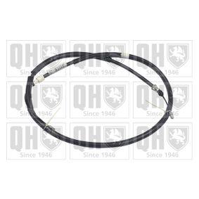 Cable, parking brake Length: 1578mm, Length: 1578mm, Length: 1578mm, Length: 1578mm with OEM Number 4745 K1