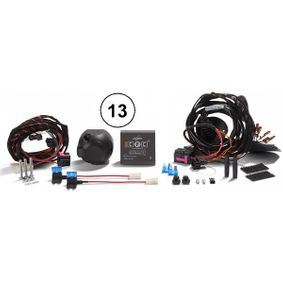 Electric Kit, towbar 011-729 PUNTO (188) 1.2 16V 80 MY 2000
