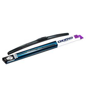 OXIMO Viskerblade 500mm, Hybridviskerblad