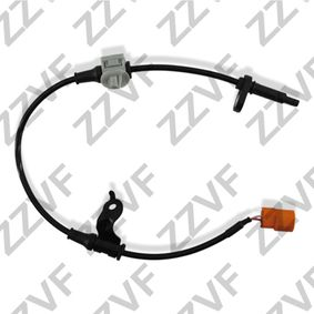 Sensor, wheel speed Number of Poles: 2-pin connector, Total Length: 545mm with OEM Number 57475-SEA-003