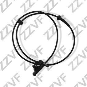 Sensor, wheel speed Number of Poles: 2-pin connector, Total Length: 1155mm with OEM Number 47910-AX600