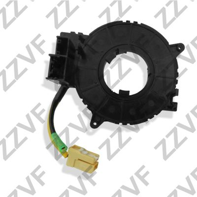 Muelle espiral, airbag ZZVF ZV015A evaluación