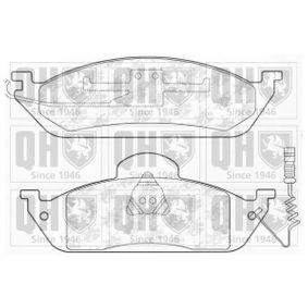 Bremsbelagsatz, Scheibenbremse Art. Nr. BP1134 120,00€