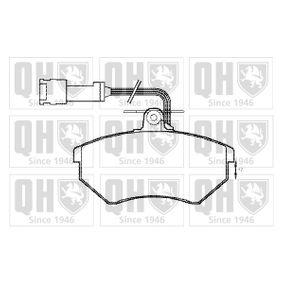 Bremsbelagsatz, Scheibenbremse Art. Nr. BP1157 120,00€