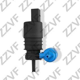 Opel Meriva B 1.7CDTI (75) Waschwasserpumpe ZZVF ZVMC020 (1.7CDTI (75) Diesel 2011 A 17 DTC)