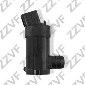 Bomba de agua de lavado, lavado de parabrisas ZVMC068 MATRIX (FC) 1.8 ac 2010