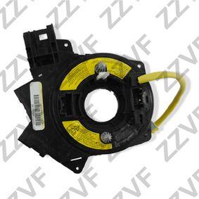 Clockspring, airbag ZVZP052 Focus 2 (DA_, HCP, DP) 2.0 TDCi MY 2005