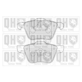 Brake Pad Set, disc brake Article № BP1547 £ 140,00
