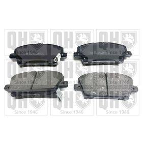 Honda Civic 8 2.2 CTDi (FK3) Wasserpumpe + Zahnriemensatz QUINTON HAZELL BP1598 (2.2 CTDi (FK3) Diesel 2021 N22A2)