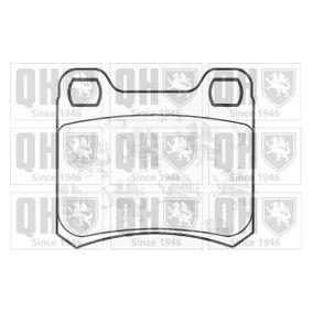 Bremsbelagsatz, Scheibenbremse Art. Nr. BP342 120,00€