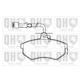 Bremsbelagsatz, Scheibenbremse Art. Nr. BP399 120,00€
