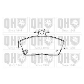 Bremsbelagsatz, Scheibenbremse Breite: 117,3mm, Höhe: 65,3mm, Dicke/Stärke: 18,00mm mit OEM-Nummer GBP 90314