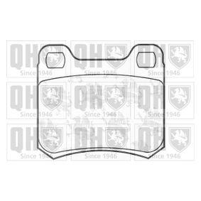 Bremsbelagsatz, Scheibenbremse Art. Nr. BP569 120,00€