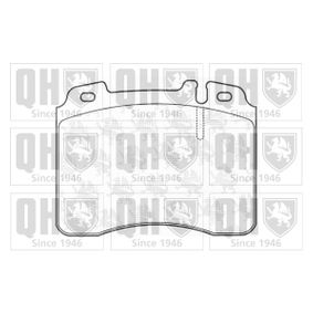 Bremsbelagsatz, Scheibenbremse Art. Nr. BP693 120,00€