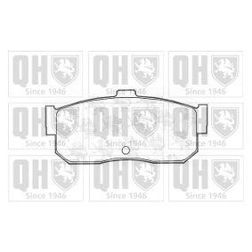 Bremsbelagsatz, Scheibenbremse Breite: 105,2mm, Höhe: 46,7mm, Dicke/Stärke: 16,40mm mit OEM-Nummer 44060 4U090