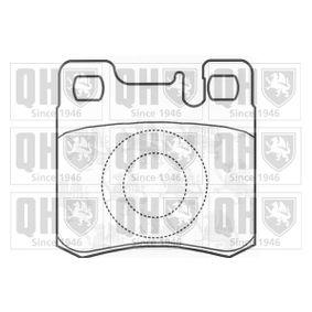 Bremsbelagsatz, Scheibenbremse Breite: 61,8mm, Höhe: 58,5mm, Dicke/Stärke: 15,00mm mit OEM-Nummer 0014200220