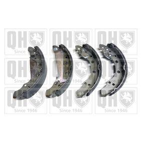 Jogo de maxilas de travão Largura: 30mm com códigos OEM 357698525 X