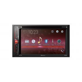 Multimédia vevő Bluetooth: Igen AVHA210BT