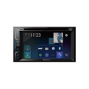 Multimédia vevő Bluetooth: Igen AVHA3100DAB