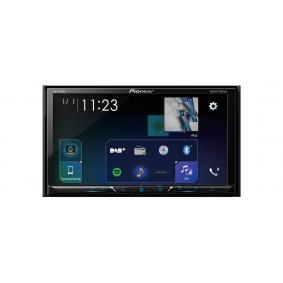 Multimédia vevő Bluetooth: Igen AVHZ5100DAB