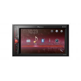 Multimedia-vastaanotin Bluetooth: Kyllä MVHA210BT