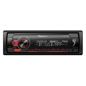 Auto-Stereoanlage Leistung: 4x50W MVHS310BT