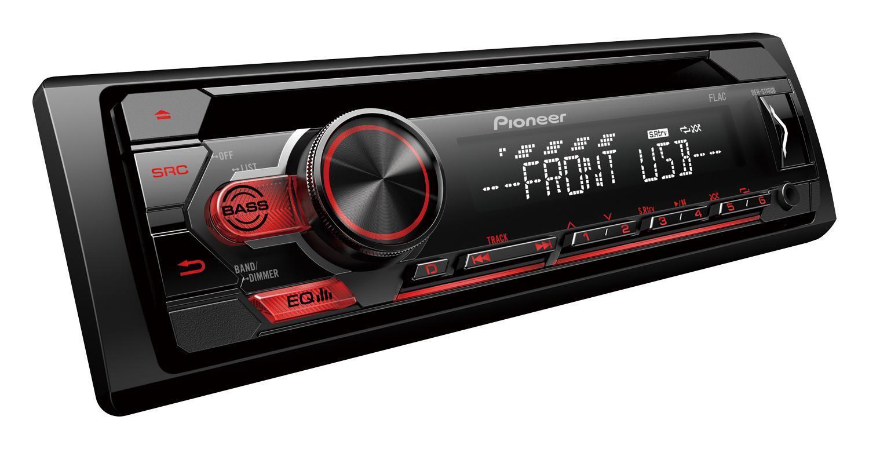 auto radio PIONEER DEH-S110UB Bewertung
