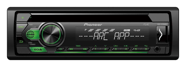 auto radio PIONEER DEH-S110UBG Bewertung
