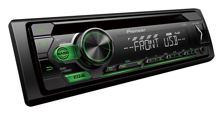 radio PIONEER DEH-S110UBG Erfahrung