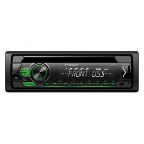 Auto-Stereoanlage Leistung: 4x50W DEHS110UBG