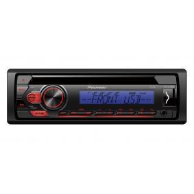 Auto-Stereoanlage Leistung: 4x50W DEHS110UBB