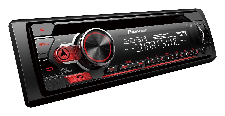 radio PIONEER DEH-S310BT Erfahrung