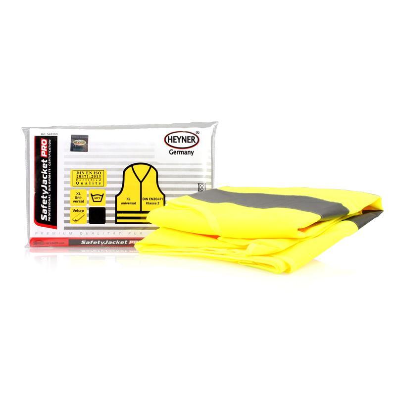 High-visibility vest 549100 HEYNER 549100 original quality