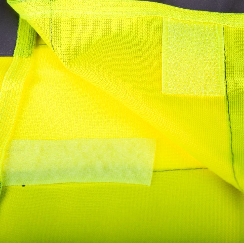 High-visibility vest HEYNER 549100 rating