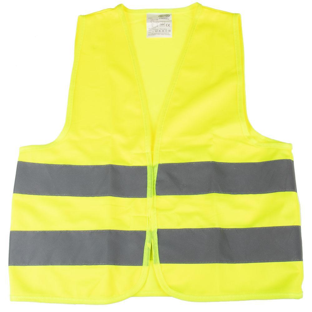 High-visibility vest HEYNER 549130 rating