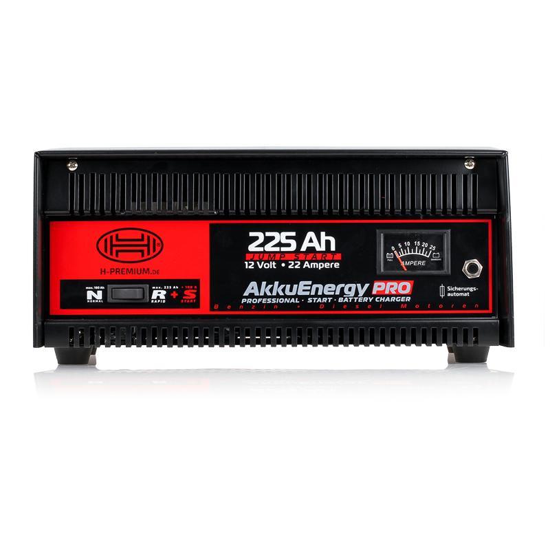 Chargeur de batterie HEYNER 932280 évaluation
