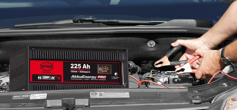 Chargeur de batterie HEYNER 932280 4028224932286
