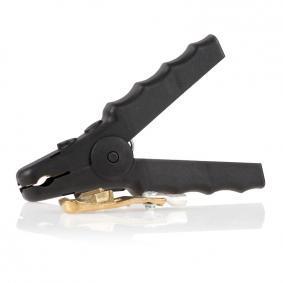 Pinças crocodilo de carregador de bateria Intensidade até: 650A 928210