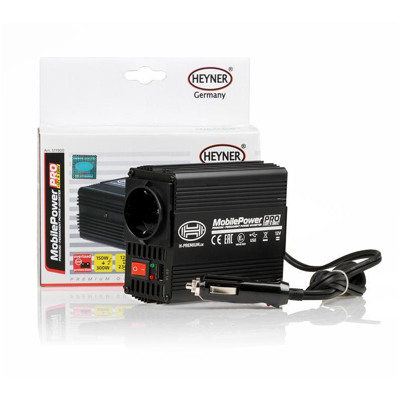 Inverter HEYNER 511900 rating