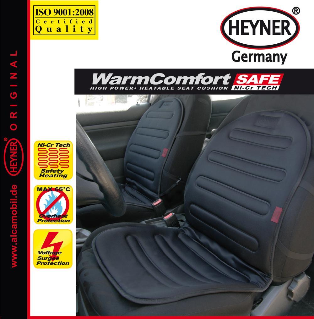 HEYNER WarmComfort Safe 504000 Heated Seat Cover
