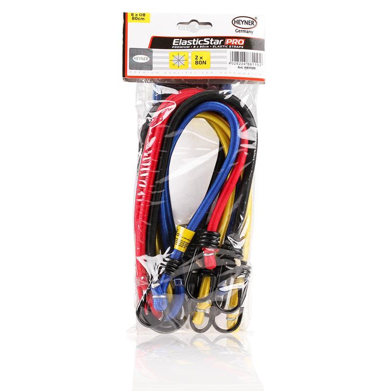 Bungee cords HEYNER 881100 rating