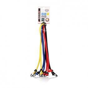 Corda elastica con ganci 881100