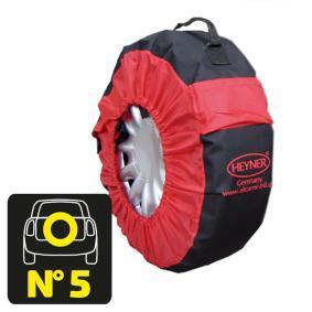 Juego de fundas para neumáticos Ancho: 285mm 735110