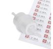 OEM Fuel filter GH208 from LEMA