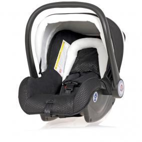 Assento de criança Peso da criança: 0-13kg, Cintos de segurança para crianças: Cinto de 3 pontos 770010