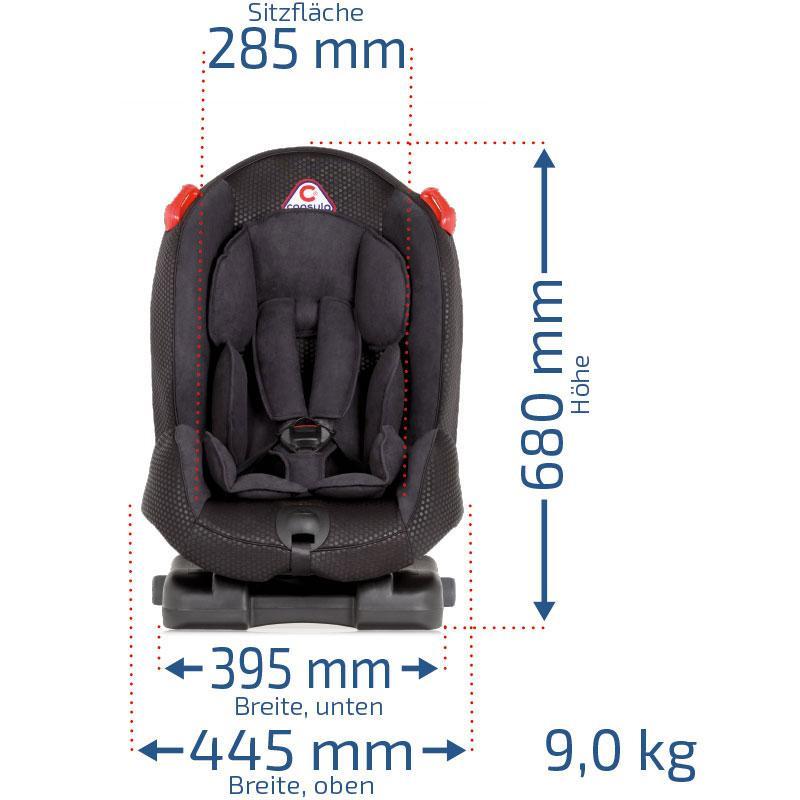 Kindersitz capsula 775110 Bewertung