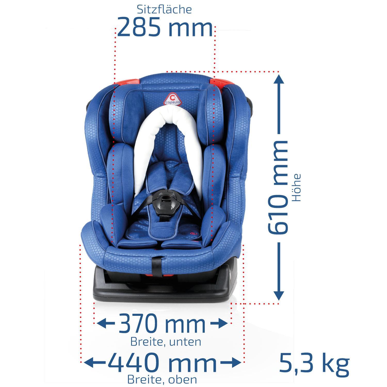 Kindersitz capsula 777040 Bewertung