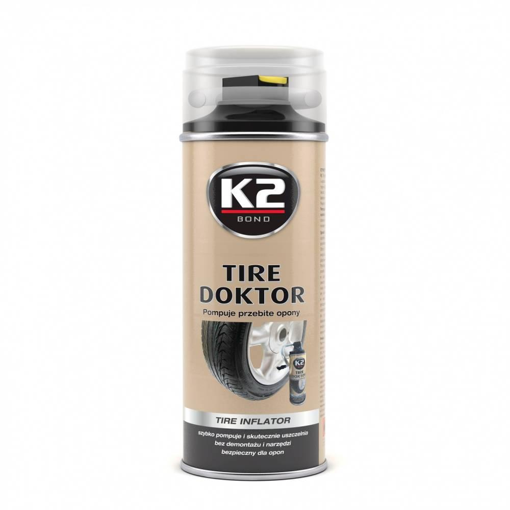 Tyre repair K2 B310 expert knowledge