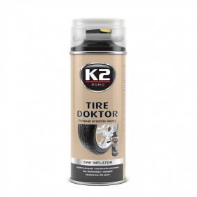 K2 Tire Doktor B310 Kit de reparación de neumático